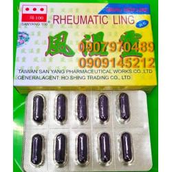Rheumatic Ling Phong Thấp Linh điều trị xương khớp
