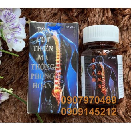 Tọa Cốt Thiên Ma Thống Phong Hoàn chữa bệnh đau nhức khớp