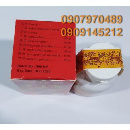 thuốc ho trái Quýt Malaysia