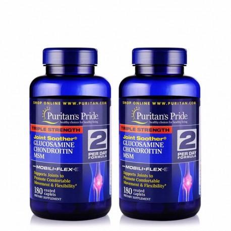 Glucosamin Chondroitin MSM 2 Puritan's Pride
