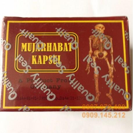 Mujarhabat Kapsul thuốc hỗ trợ xương khớp hiệu quả