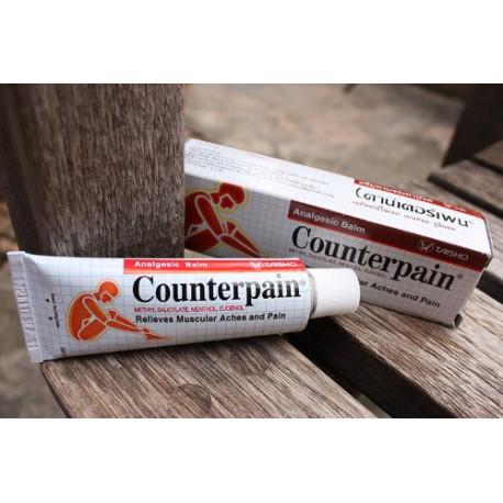 Counterpain Thái Lan dầu xoa bóp giảm đau do bệnh khớp